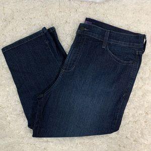 NYDJ Crop Jeans size 16